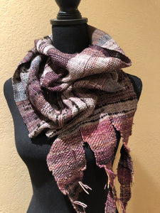 Super soft wool scarf
