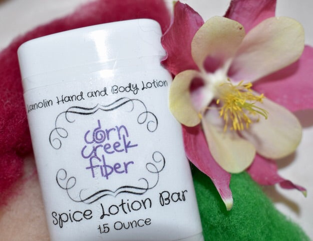 Lanolin Lotion Bar