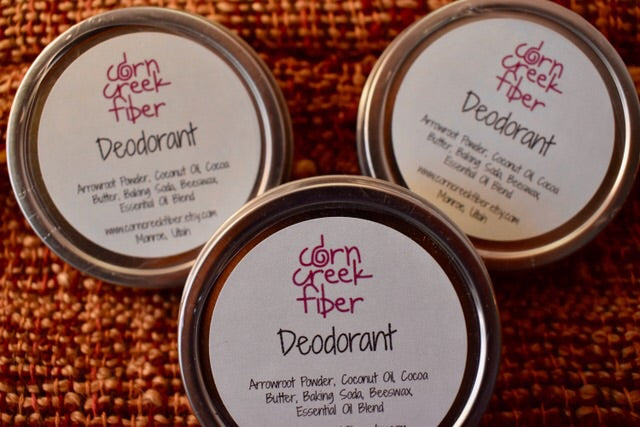 Natural Deodorant that actually works!