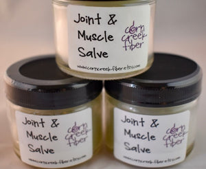 Joint and Muscle Salve