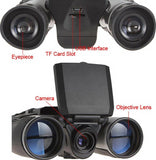 eyeseeall 12x32 digital camera binoculars more features