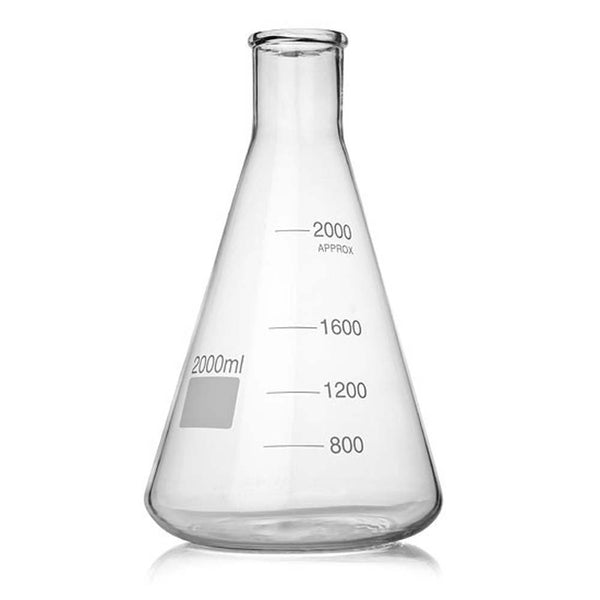 Erlenmeyer Flask 2L (wide mouth)
