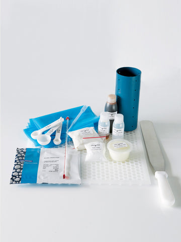 CheeseLab Deluxe Starter Kit with Starter Equipment