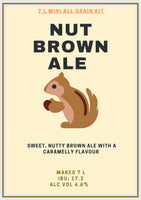 Nut Brown Ale 7L