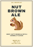 Nut Brown Ale 20 L
