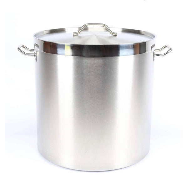 Stainless steel pot 26 L