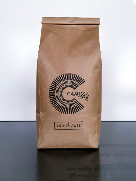 Camissa Coffee Beans - Lighthouse 500 g