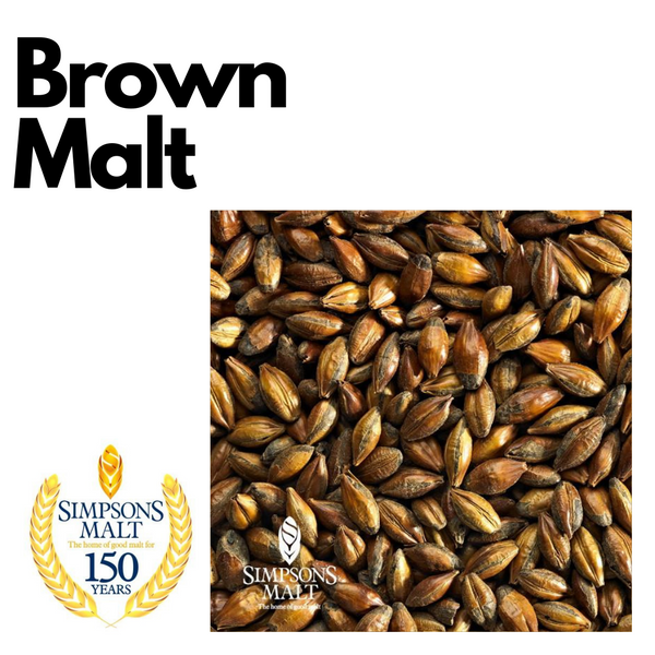 Brown Malt - Simpsons