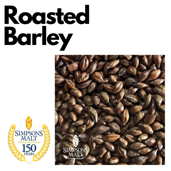 Roasted Barley - Simpsons