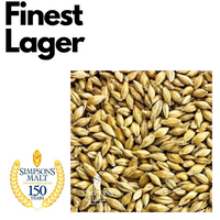 Finest Lager Malt - Simpsons