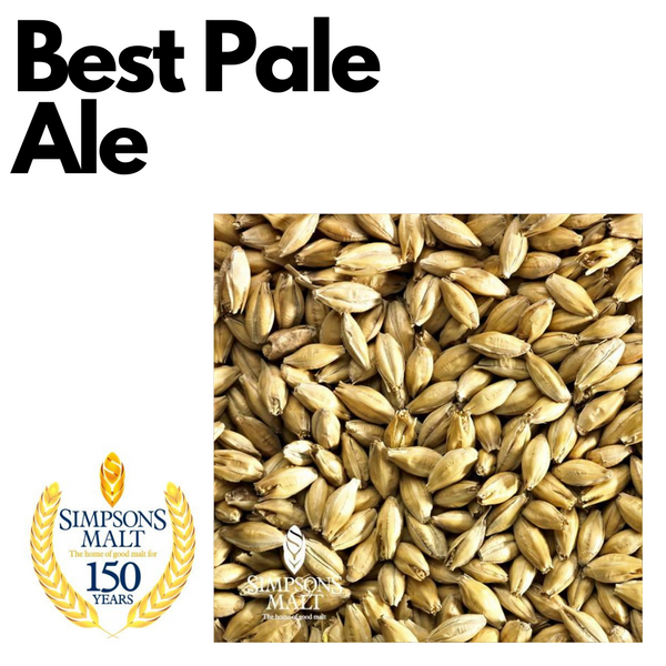 Best Pale Ale Malt - Simpsons