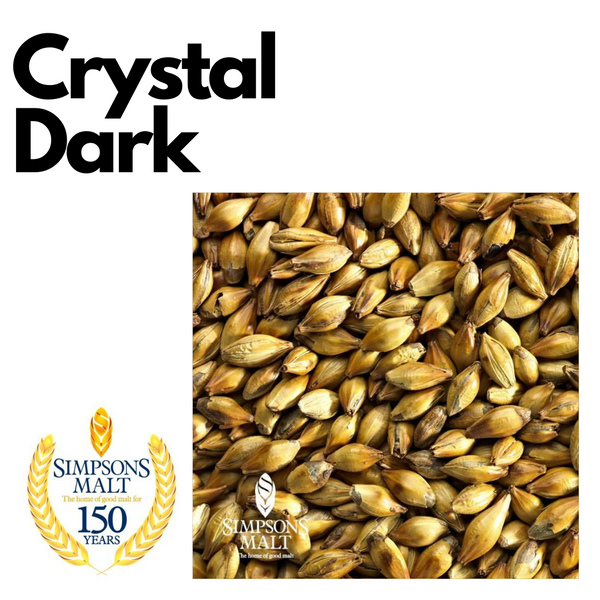 Crystal dark - Simpsons