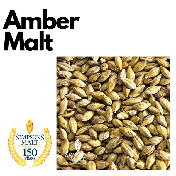 Amber Malt - Simpsons