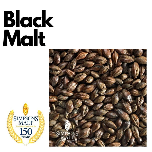 Black Malt - Simpsons
