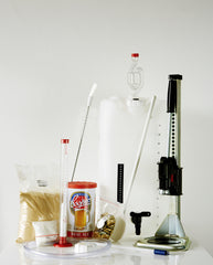 BeerLab Basic Brew Kit (Tank) with Bench Capper
