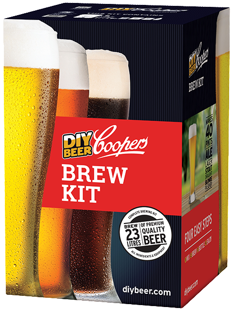 Coopers DIY Beer Kit | BeerLab Home Brew Supplies