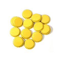 Caps - Yellow