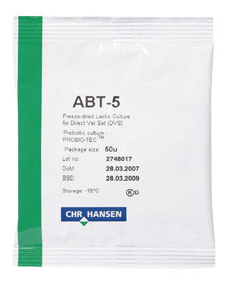 ABT-5 with added pro biotics