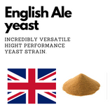 English High Performance Ale Yeast 11g
