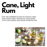 Cane and Light Rum Distilling yeast