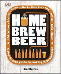 Home Brew Beer - Hard Cover