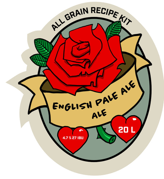 English pale ale - All Grain