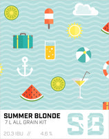 Summer Blonde Ale - 7L