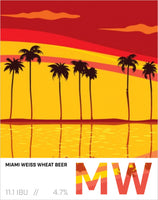 Miami Weiss Wheat Beer 20L