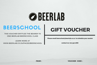 BeerSchool Voucher - R1050