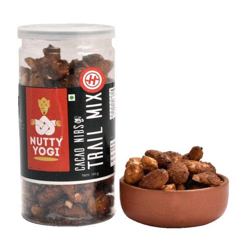 Cacao Nibs Trail Mix