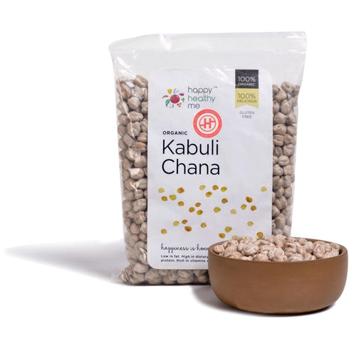 Organic Kabuli Chana - 500gm