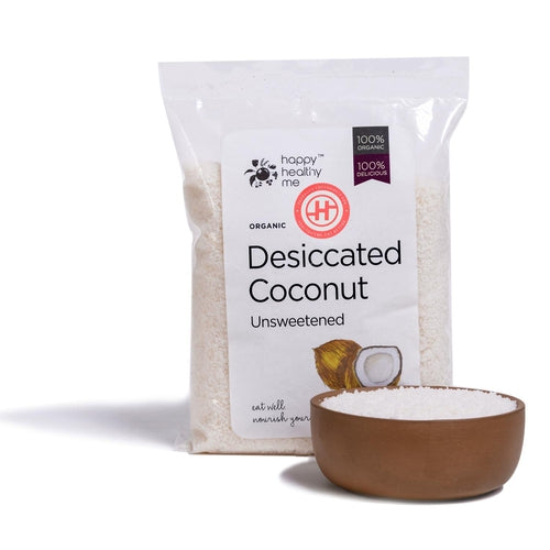 Organic Dessicated Coconut - 250gm