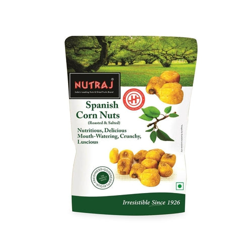Nutraj Spanish Corn Roasted & Salted