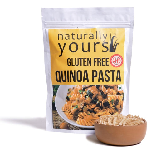 Naturally Yours Gluten Free Quinoa Pasta - 200gm
