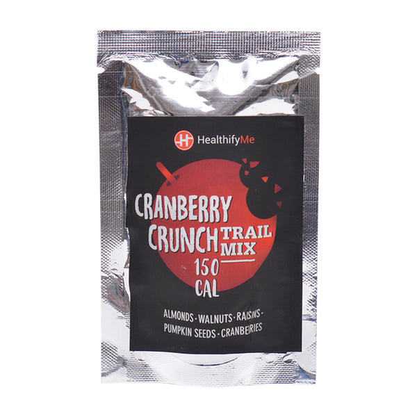 Cranberry Crunch Trail Mix, Pack of 4(30gm each)