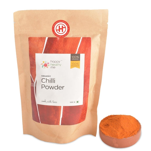 Organic Chilli Powder - 100gm