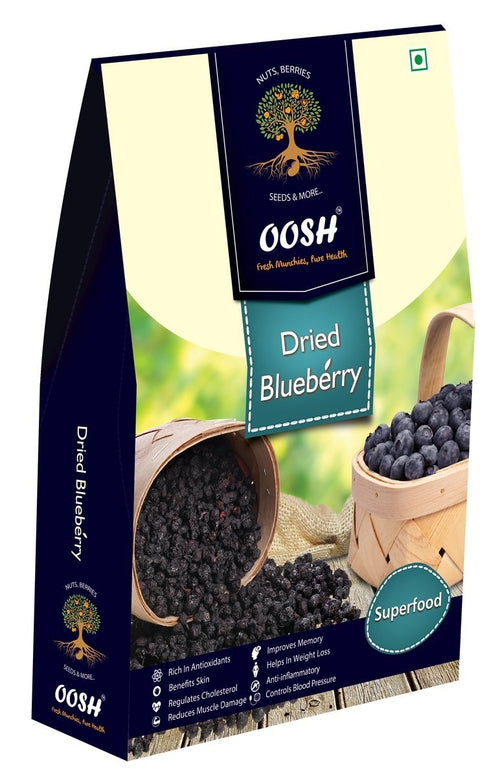 Whole Dried Blueberry