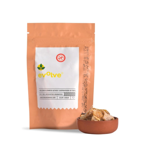 Bless My Throat : Ginger Chews, Pack of 2(50gm each) - 100 gm
