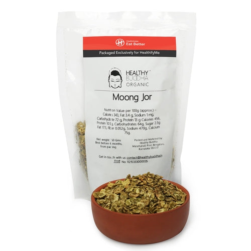 Moong Jor , Pack of 3 ( 150gm each ) - 450 gm