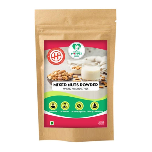 Mixed Nuts Powder (With Walnuts), (12 Months+)