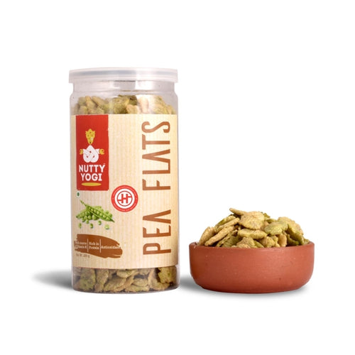 Pea Flats, Pack of 2(100gm each)