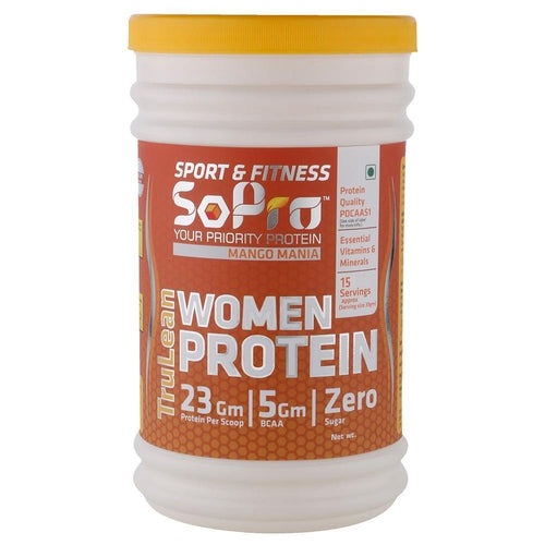 Sports and Fitness Mango Women 500 Gram