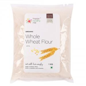 Organic Whole Wheat Flour - 1000gm