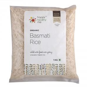 Organic Basmati Rice - 1000gm