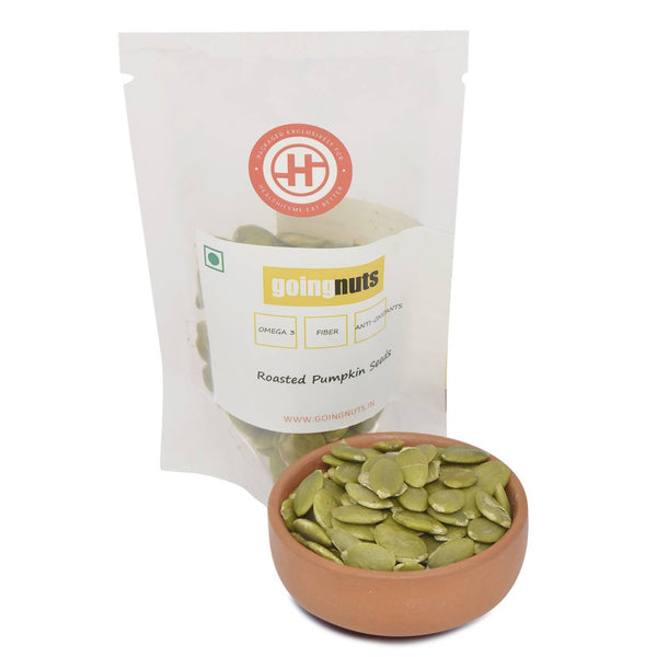 Roasted Pumpkin Seeds, Pack of 2 (30gm each)