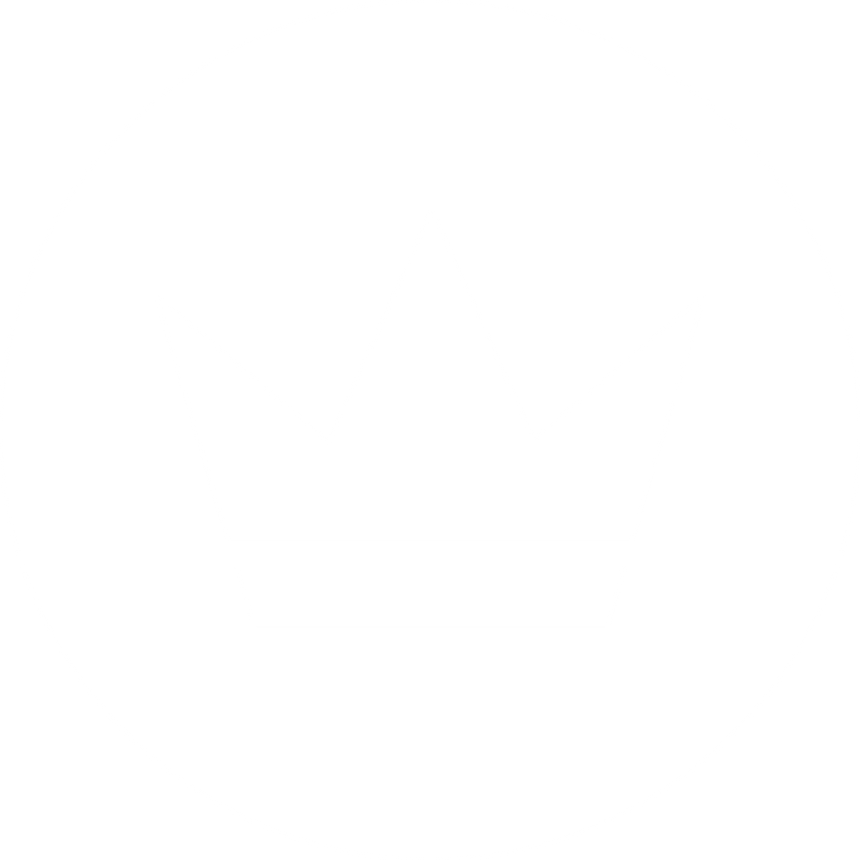 Solid Circle Crown