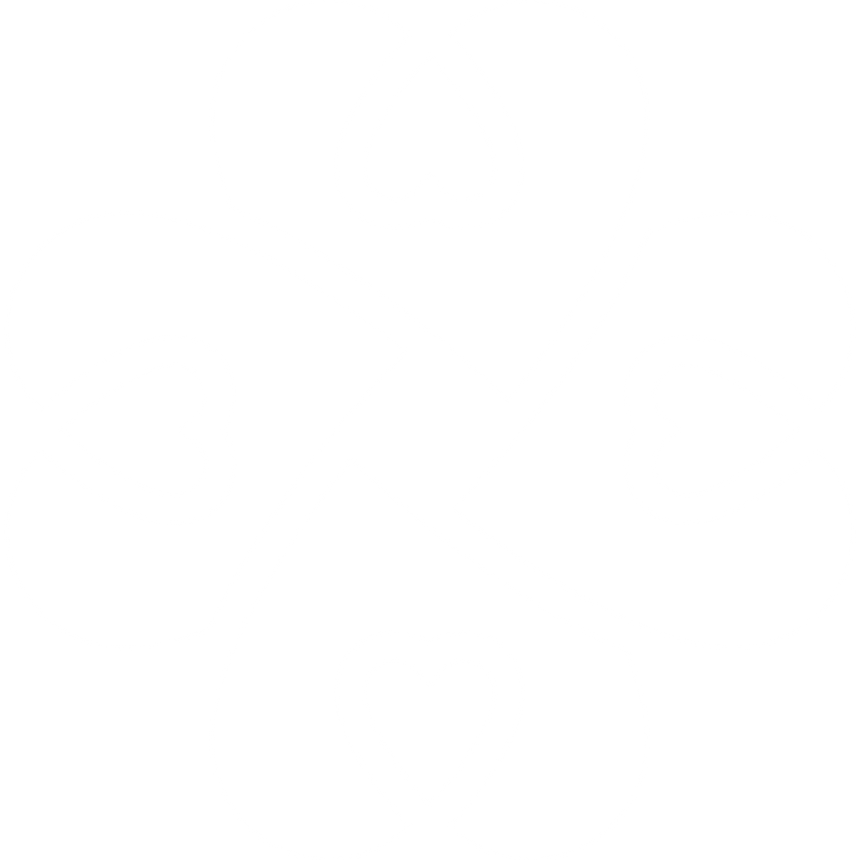 Solid Heart Clover