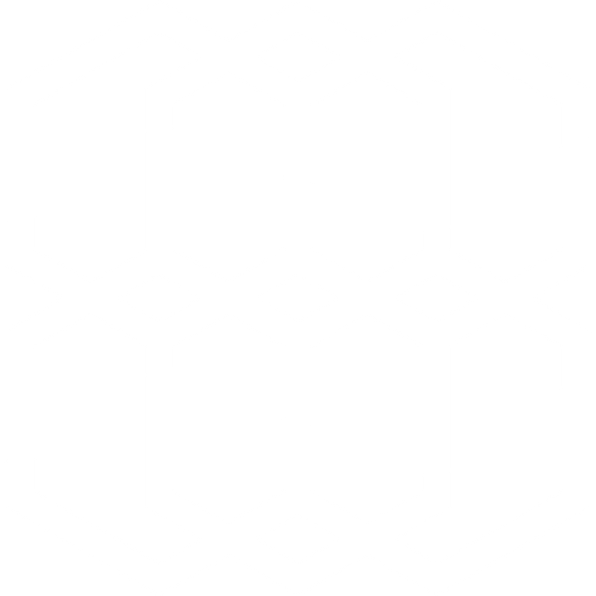 Overlapping Hexagon Pattern