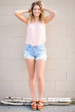 Ivory Lace Shorts Extenders