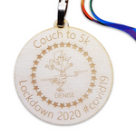Lockdown 2020 #COVID19 Couch To 5K Running Medal